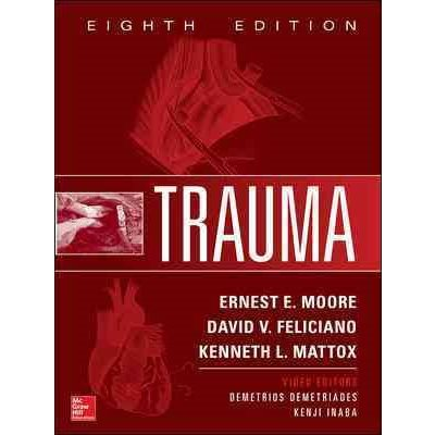 Trauma, 8E (AMAZON)