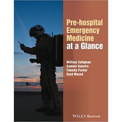 Prehospital Emergency Medicine at a Glance (AMAZON)