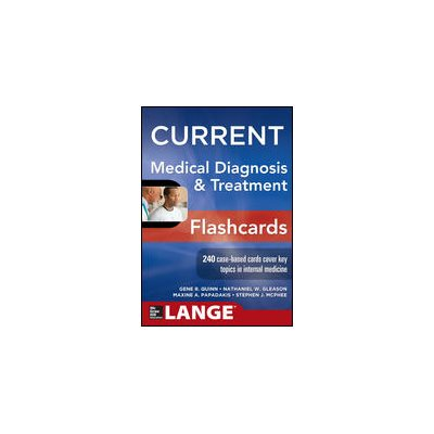 CURRENT Medical Diagnosis and Treatment Flashcards (AMAZON)
