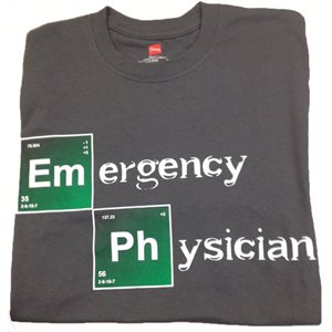 Emergency Physician T-Shirt -Small