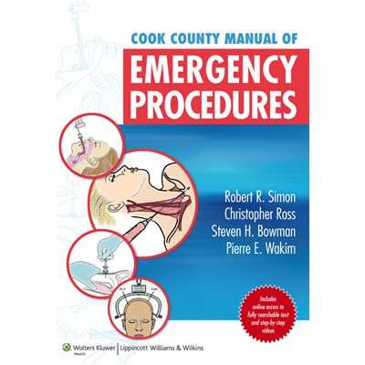 Cook County Manual of Emergency Procedures (AMAZON)