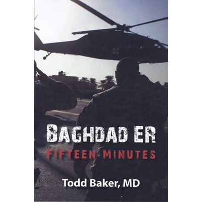 Baghdad ER: Fifteen Minutes (AMAZON)