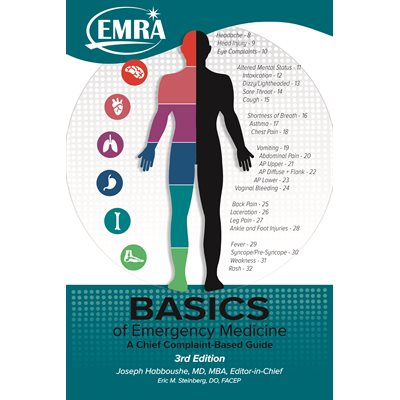 EMRA Basics of Emergency Medicine, 3rd edition