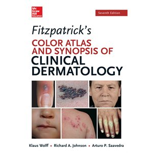 Fitzpatrick's Color Atlas And Synopsis of Clinical Dermatology- 7th Ed, AMAZON