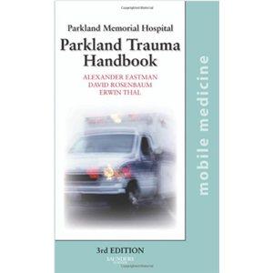 Parkland Trauma Handbook (AMAZON)