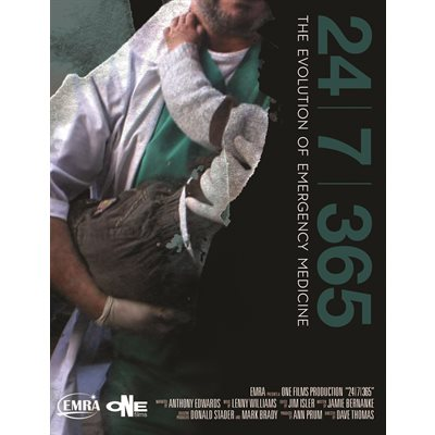 24|7|365: The Evolution of Emergency Medicine DVD